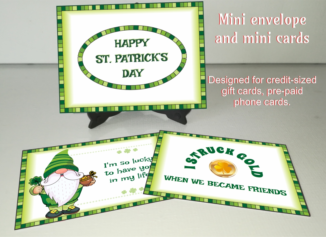 St. Patrick's day Gnome