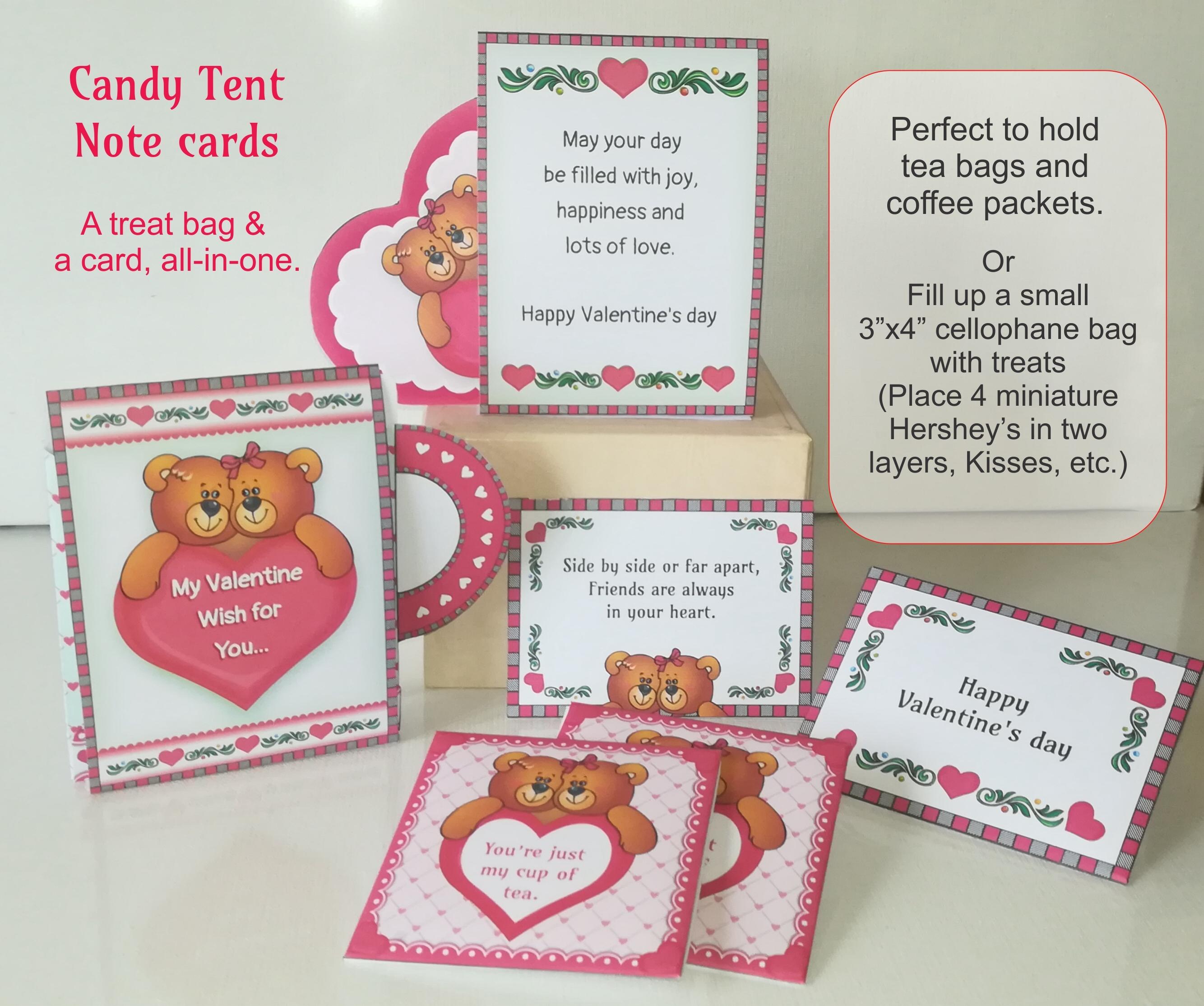 Valentine's Day Bears